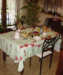 Location de vacances en ALSACE, Chambre d'hotes Spa, Haut Rhin 68