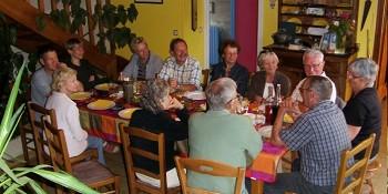Chambres  et table d'hôtes à la campagne en Bretagne
