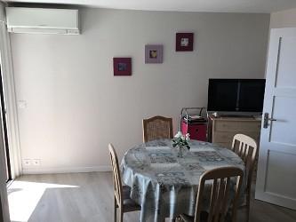 Appartement 2pièces Belle Vue Mer Sainte