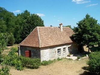Domaine rural le long la Loire avec gîtes, chambres, étape et minicamping