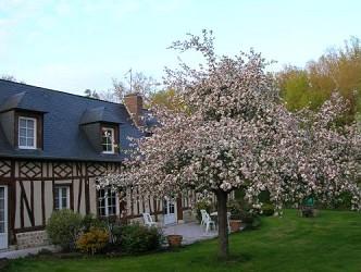 Longère de charme en Normandie